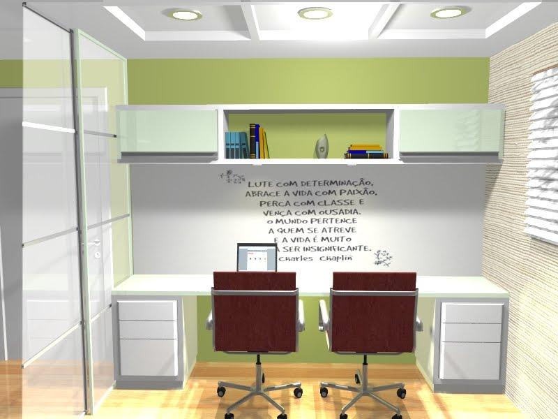 Design Cris Fukuda: Home Office