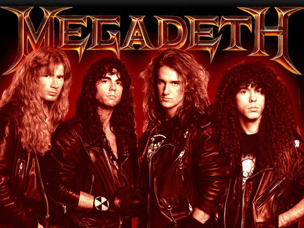 VIORIONE Discography: Megadeth - Discography