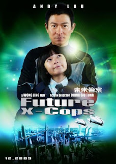 Future X-Cops ( Mei Loi Ging Chaat)poster