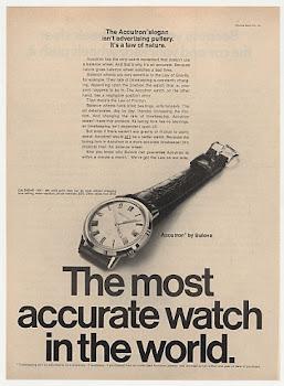 Iklan jam vintage