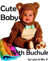 'Cute Baby With Buchuk'
