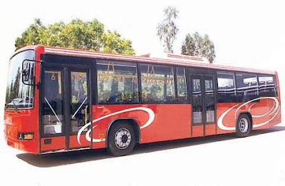 Volvo City bus, Bangalore