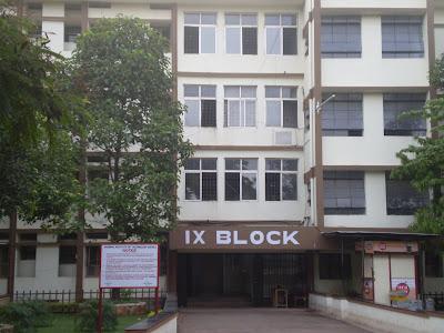 9th block MIT men's hostel