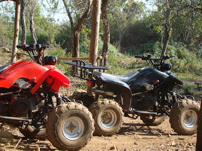 ATV- All Terrain Vehicle