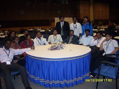 CII connect2009 volunteers