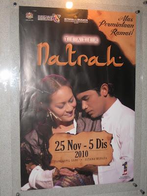 Teater Musical Natrah