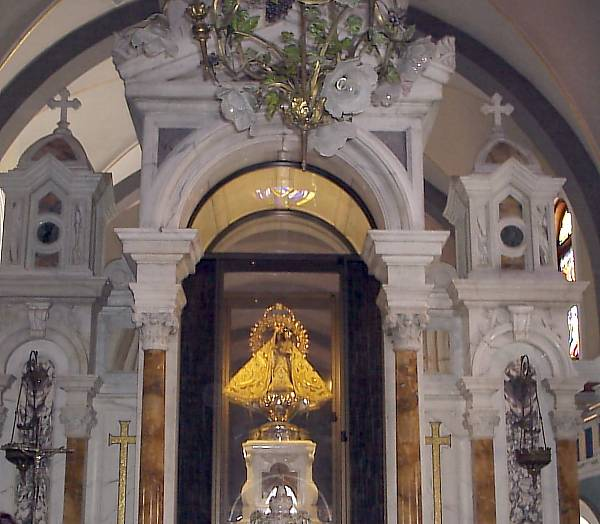 Caridad del Cobre 