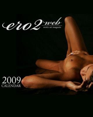 ero2 web calendar 2009