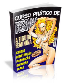 curso pratico de desenho a figura feminina
