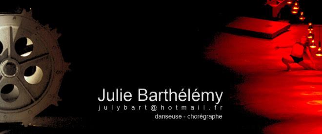 Julie Barthélémy Danse