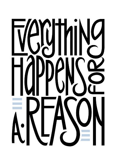 quotes and sayings about everything. that everything happens