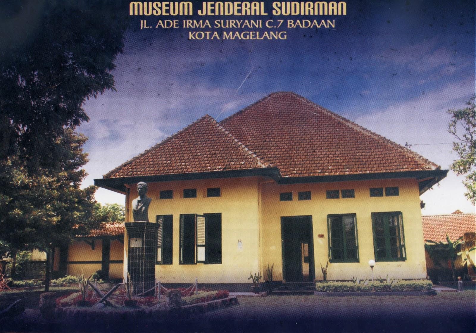 Image result for site:blogspot.com MUSEUM SUDIRMAN magelang