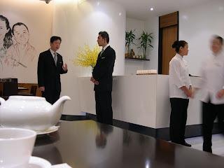餐廳裝潢很簡潔,叫人喜歡
