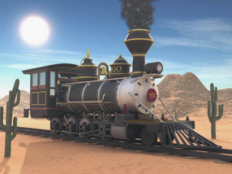 A locomotiva
