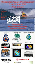I CAMPIONATO GALEGO KAYAKSURF 2010