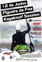KAYAKSURF SESSION FIGUEIRA DA FOZ 2010