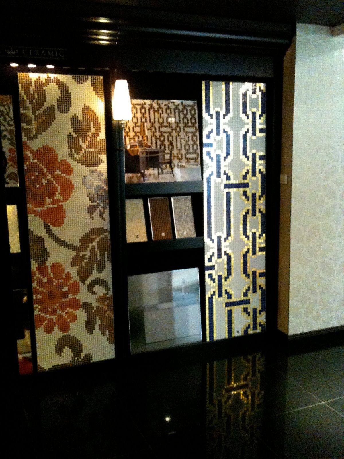 real estate berlin bisazza mosaic showroom berlin. Black Bedroom Furniture Sets. Home Design Ideas