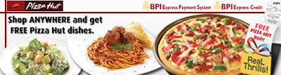 BPI Pizza Hut Promo