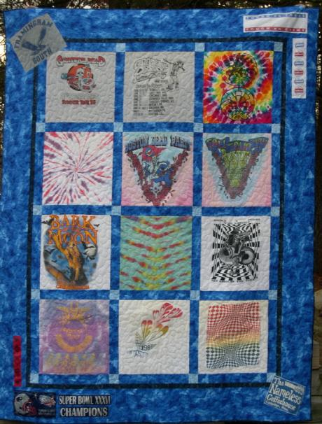 Quilted Cool Stuff