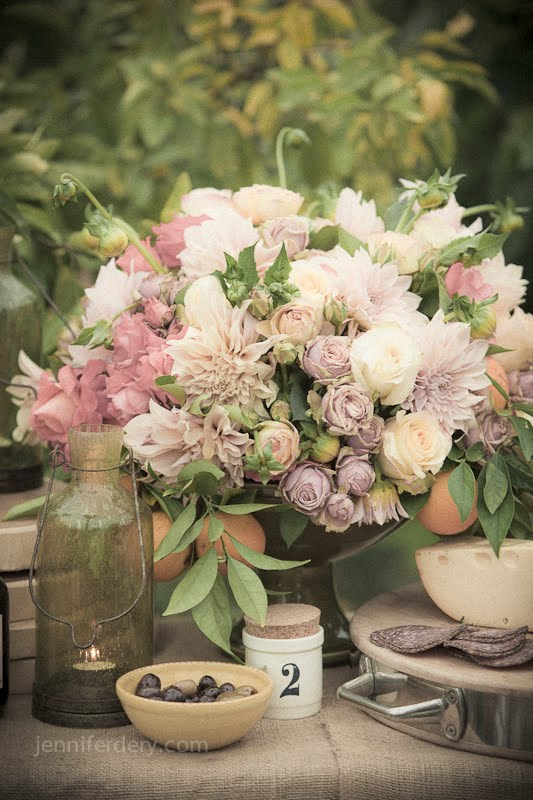 Italian elements lend themselves perfectly to a Southern or rustic wedding