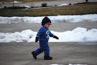 Tylers walk