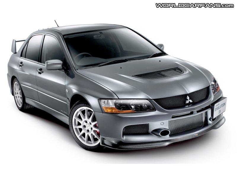 Mitsubishi Evolution Xi. mitsubishi lancer evo 9