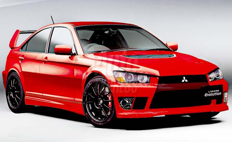 lancer evo wallpaper. Mitsubishi Lancer Evo