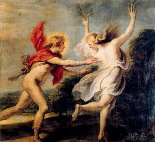 Apolo y Dafne, Cornelio de Vos