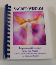 Click Sacred Wisdom to Generate a free Angel Reading