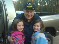 Paw Paw and The Girls