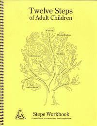 Twelve Steps Of Adult Children