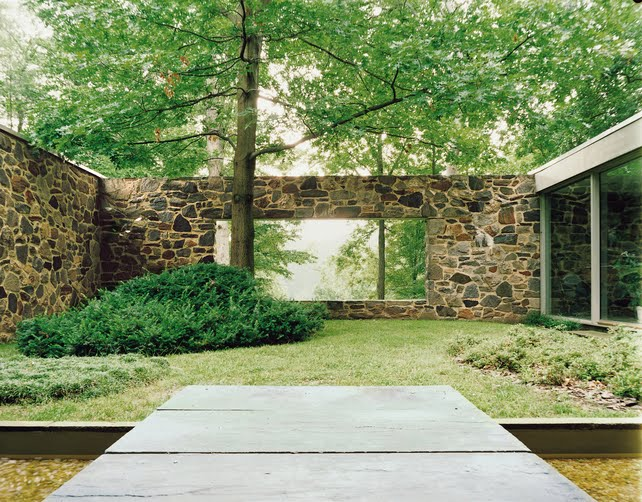 courtyard house designs hooper house