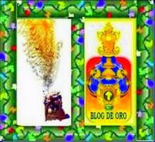 Premio Dardo y Blog de Oro
