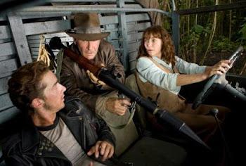 Našla jsem svůj článek o čtvrtém Indiana Jonesovi