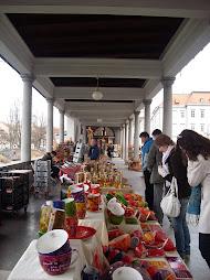 marktje Ljubljana