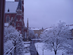Sneeuw tot midden maart
