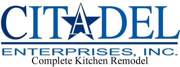 Citadel Enterprises Kitchen Remodel