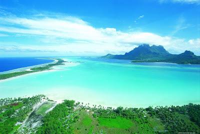 Paraiso bora bora, Tahiti