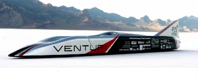 El coche electrico mas rapido del mundo, Buckeye Bullet