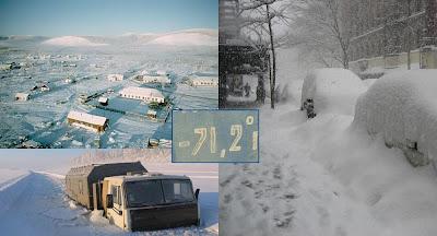 Oymyakon: el pueblo mas frio del mundo