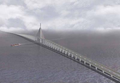 Futuro puente mas largo del mundo
