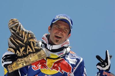 Premios y trofeos del Dakar
