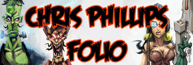 Chris Phillips FOLIO