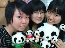 ♥ Q Panda Family ♥