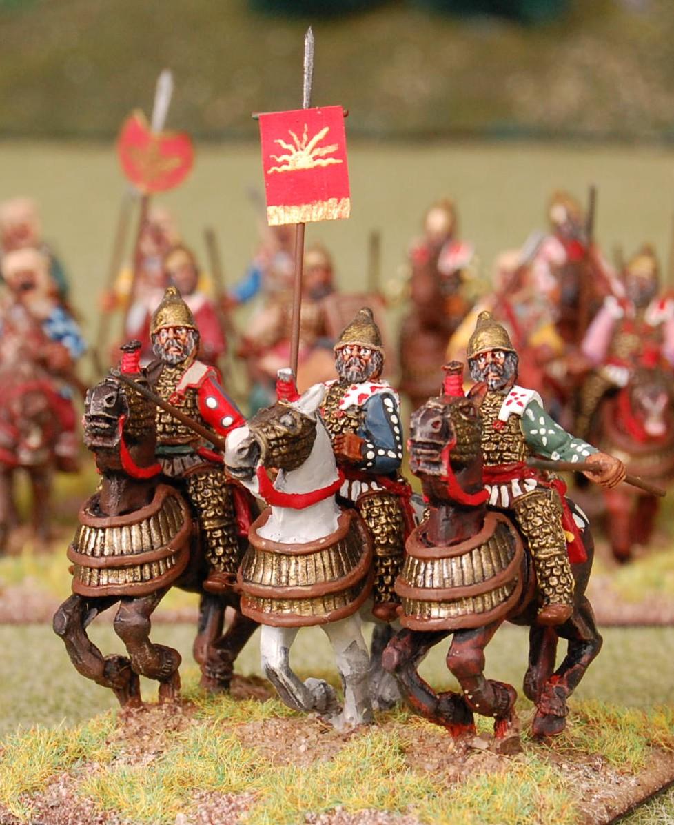 [Liens] Parthes, Palmyréens, Sassanides et Achéménides: armées d' autres joueurs - Page 2 DSC_0099