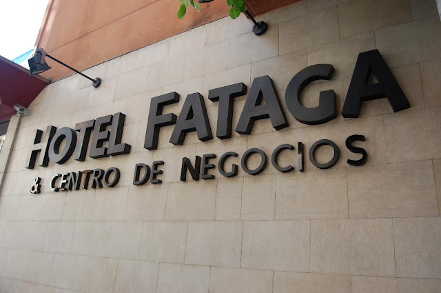 Hotel The Fataga And Busineb Centre
