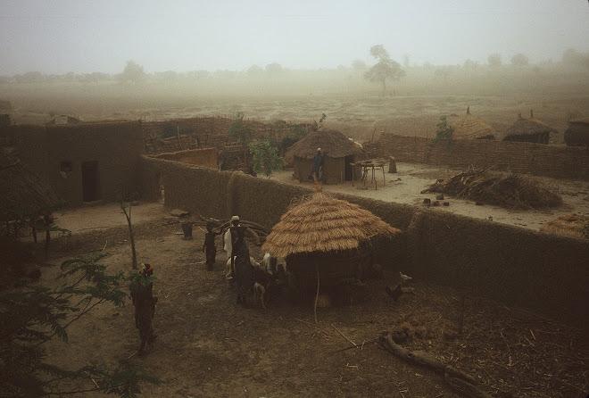 The Harmattan in Africa