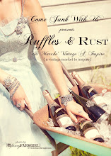 Ruffles and Rust A vintage Market to inspire