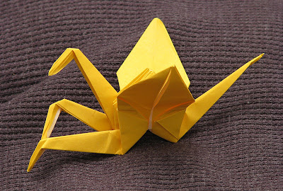 This Model Is By Jun Maekawa Designed To Illustrate Certain Aspects Of Technical Folding My Favorite Part However