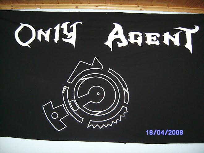 bandera de only agent